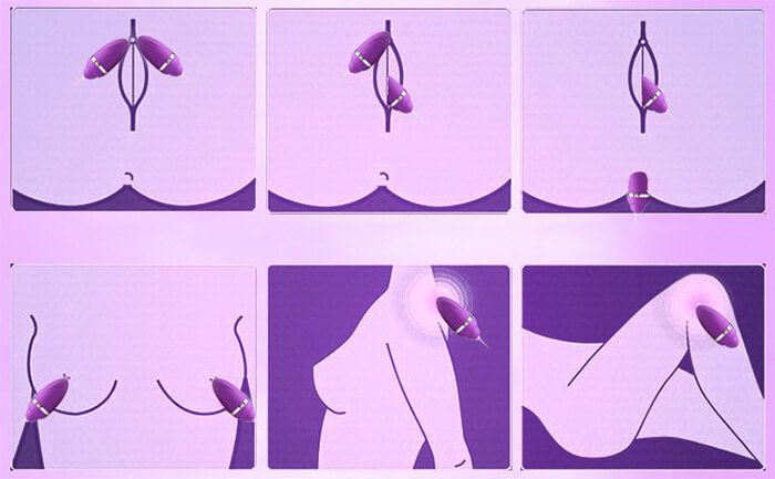 Hình ảnh Trứng rung tình dục là gì? Sextoy trứng rung massage kích thích tình dục nữcó tác dụng gì? Cách sử dụng trứng rung tình dục hiệu quả? Cách vệ sinh trứng rung đúng cách?