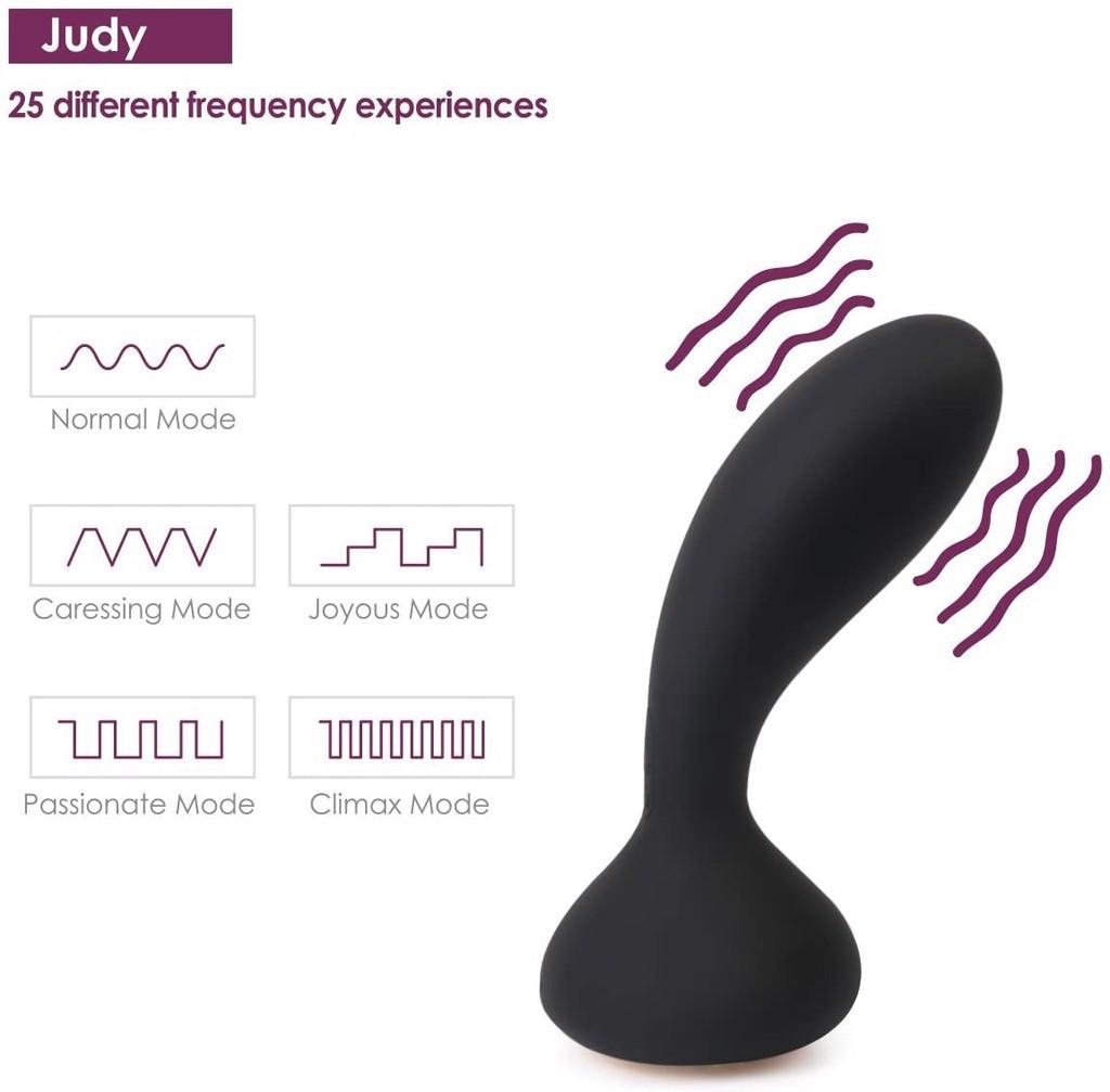 Máy SVAKOM Judy dương vật rung massage điểm G kích thích hậu môn Đồ chơi tình dục người lớn giá rẻ Hà Nội Hồ CHí Minh Hải Phòng Quảng Ninh Bắc Ninh