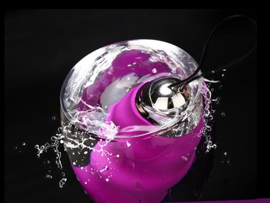 Trứng rung tình yêu tăng khoái cảm không dây 10 chế độ