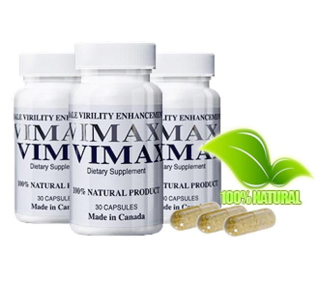 Viên uống thảo dược tăng cường sinh lý nam cấp tốc Vimax