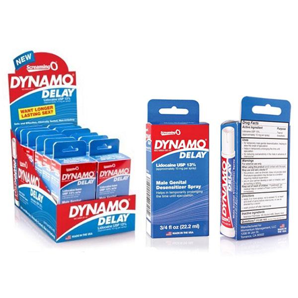Thuốc trị xuất tin sớm dành cho nam Dynaomo Delay USA