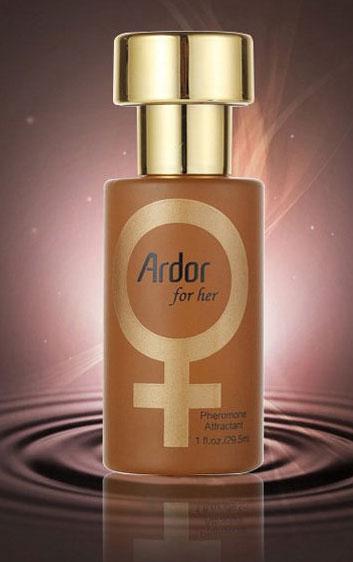 Nước hoa tăng ham muốn thủ dâm tình dục nam giới Ardor