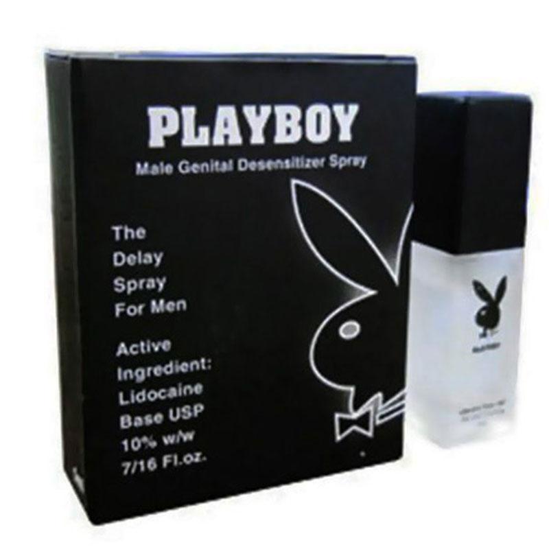 Lọ xịt chữa xuất tinh nam sớm tại nhà Playboy USA 5ml