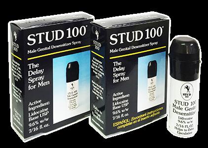 Thuốc xịt trị xuất tin sớm nam giới Stud 100 cao cấp